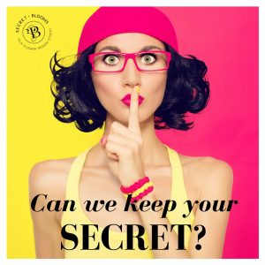 We can keep your secret!