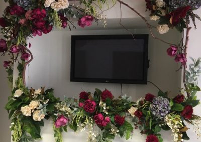Secret Blooms Artificial Flower Display