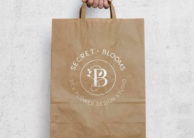 Secret Blooms Gift Bag