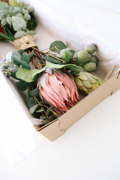 Secret Blooms Artificial Protea