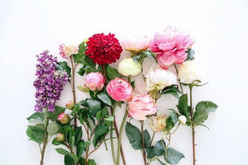 Secret Blooms Artificial Flower Stems