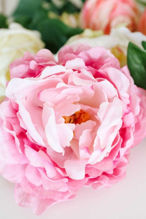Secret Blooms Artificial Peony