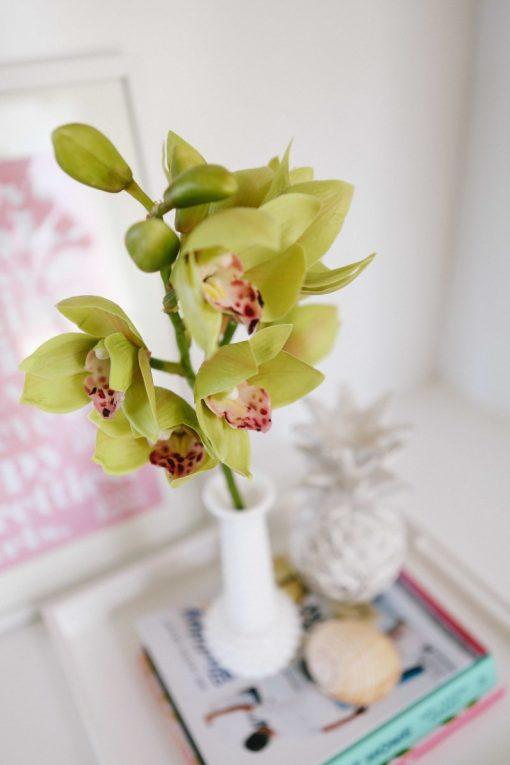 Secret Blooms Artificial Cymbidium
