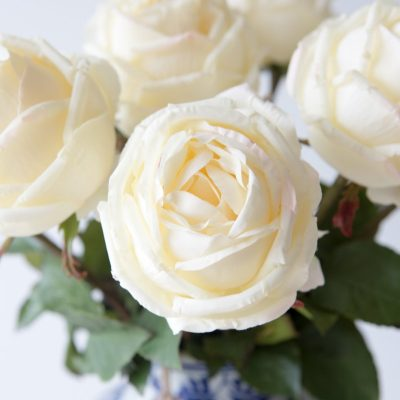 Secret Blooms Louise Artificial Rose Bouquet