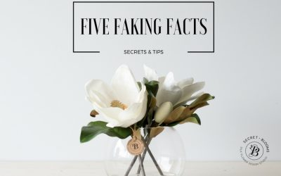Five Faking Facts