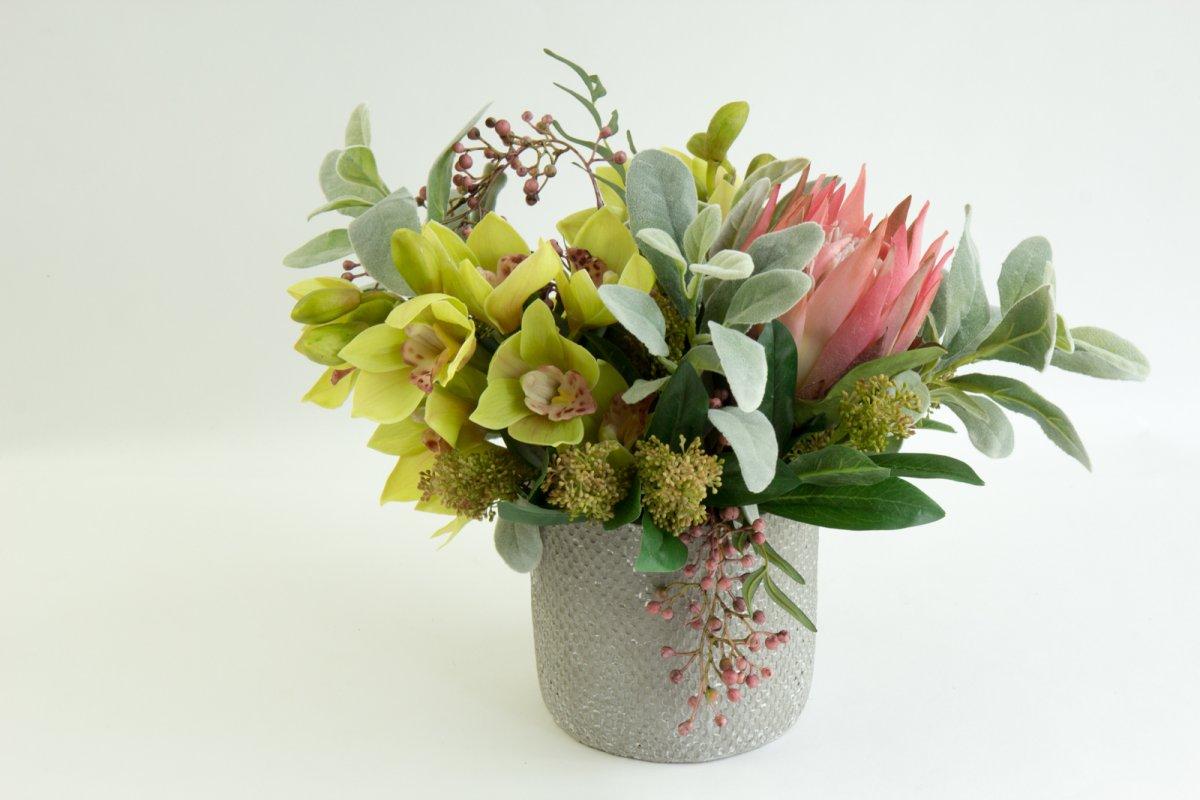 Artificial Australian Native Flowers Order Online Secret Blooms Harriet Grey