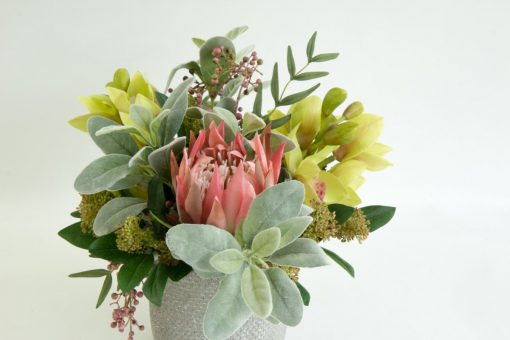 Secret Blooms Harriet Artificial King Protea