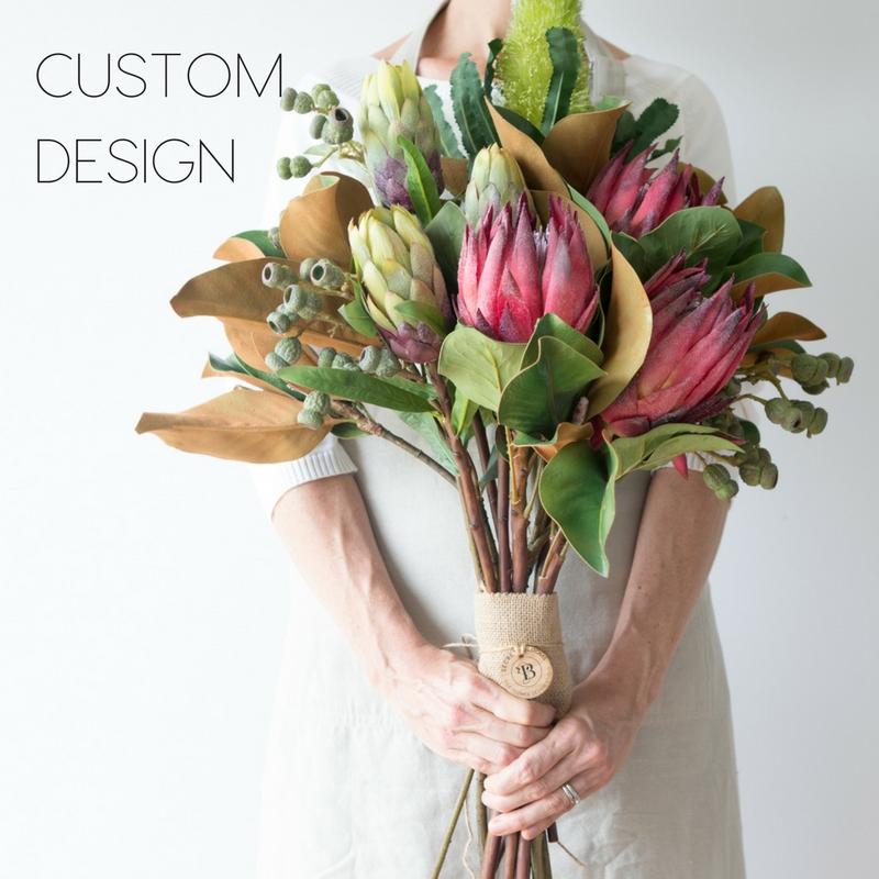 Artificial Flower Custom Design Service