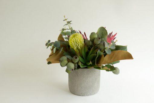 Secret Blooms Artificial Native Arrangement