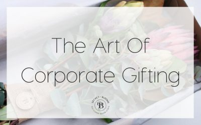 Are Your Corporate Gifts Making The Right Impression?