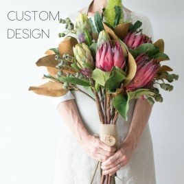 artificial flowers custom design