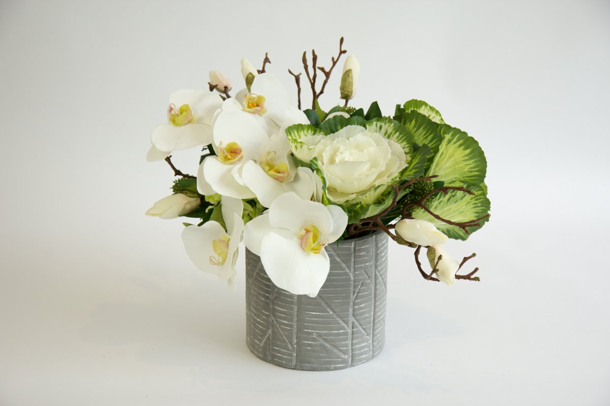 Pamela Grey Pot Secret Blooms