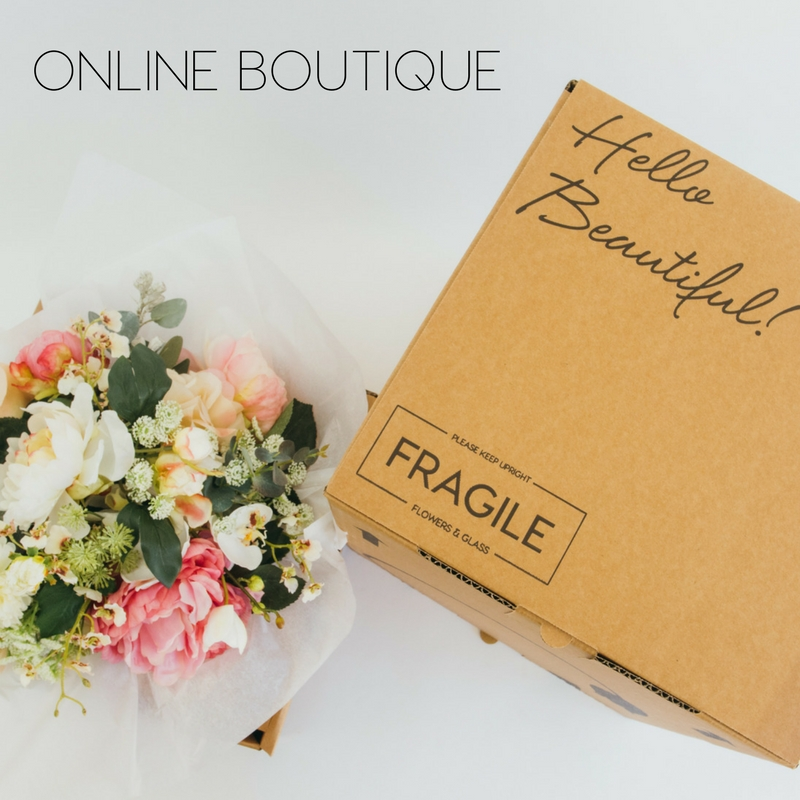Secret Blooms Online Boutique