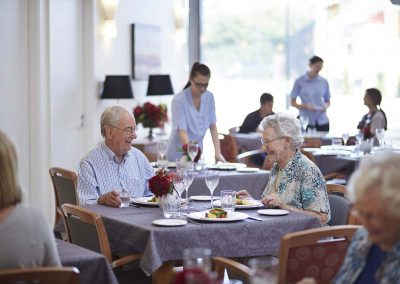 aged_care_artificial_flowers_dining