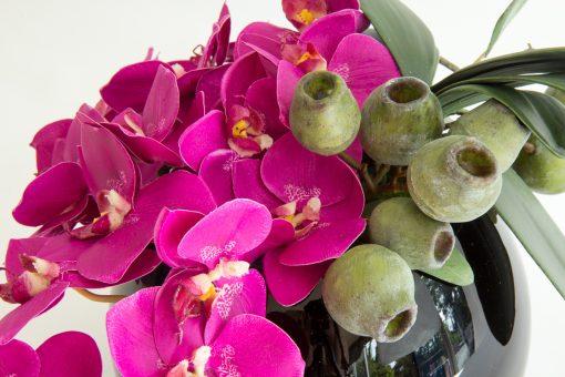 Secret Blooms Cilla Artificial Phalaenopsis Orchid