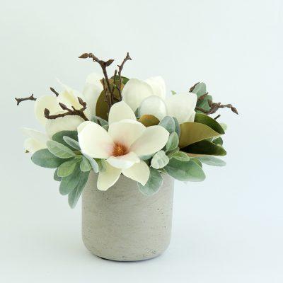 Secret Blooms Gemma Artificial Magnolia