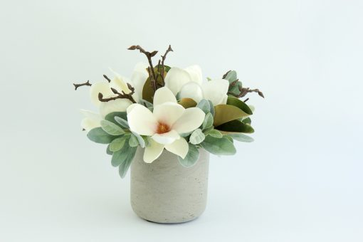 Secret Blooms Gemma Artificial Magnolia