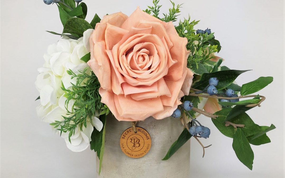 5 Benefits of Artificial Flowers