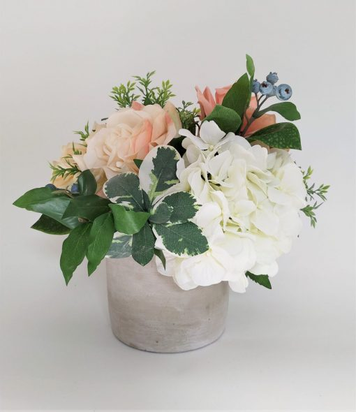 Secret Blooms Ottilie Artificial Hydrangea