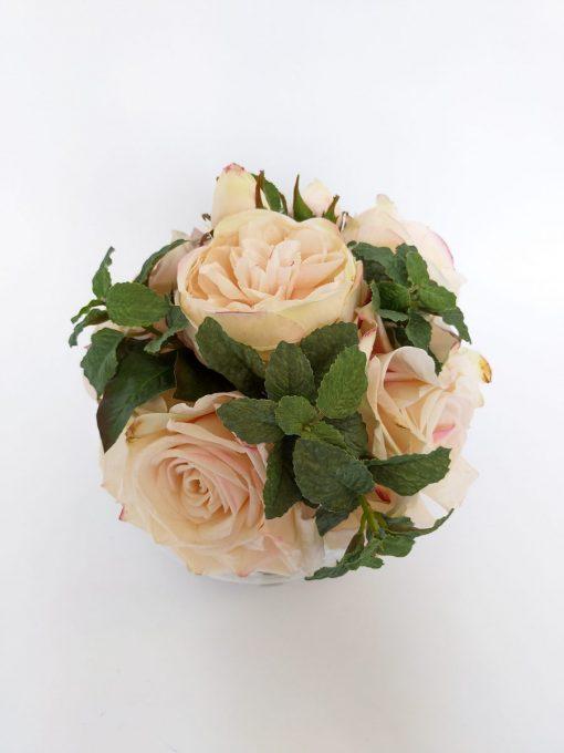 Secret Blooms Rosie Artificial Garden Roses