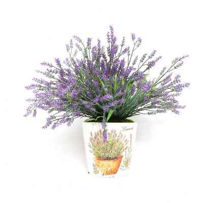 Livvy Secret Blooms Artificial Lavender