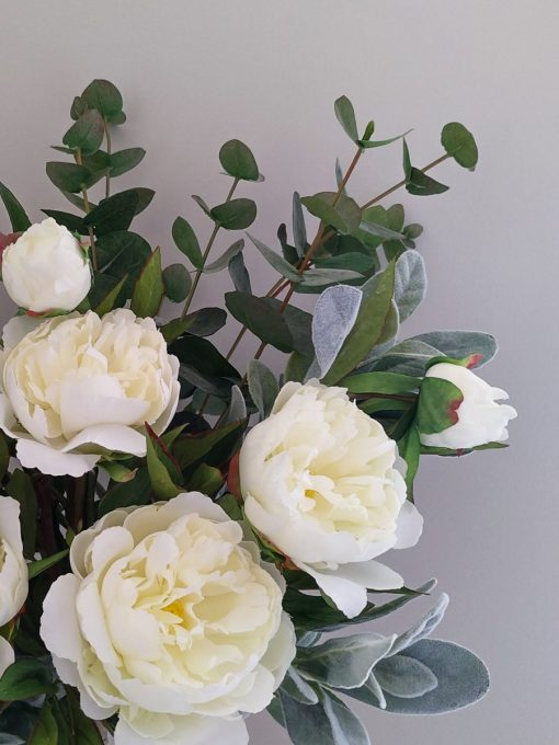 Penelope Secret Blooms Fake Peonies