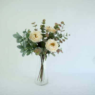 Secret Blooms Selena Faux Rose Arrangement