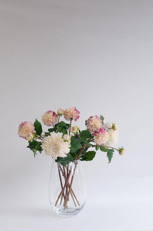 Secret Blooms Chloe Faux Dahlia Bouquet
