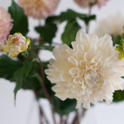 Secret Blooms Chloe Faux Dahlia Bouquet