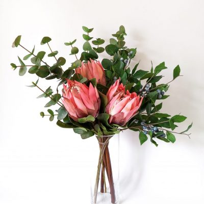 Secret_Blooms_Aria_Faux_Native_Protea_Arrangement