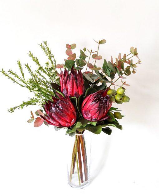 Secret_Blooms_Maddy_Artificial_Burgundy_Native_Arrangement