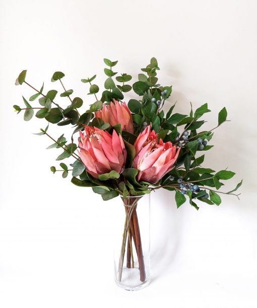 Secret-Blooms-Aria-Pink-Protea-Bouquet