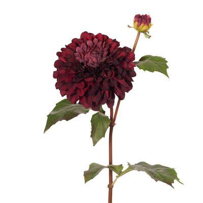 Secret_Blooms_Faux_Dahlia_Pompom_Burgundy