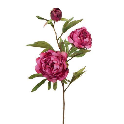 Secret-Blooms-fuschia-peony-stem