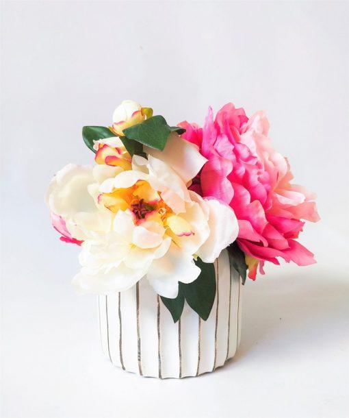 Secret-Blooms-Jackie-peony-table-arrangement