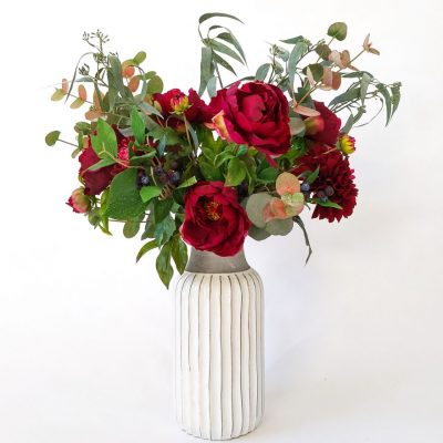Secret_Blooms_Ruby_Life-like_Peonies_Artificial_Arrangement