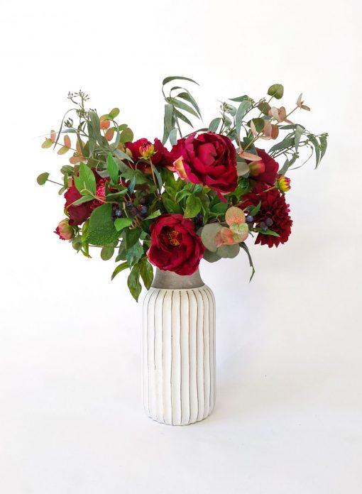 Secret_Blooms_Ruby_Life-like_Peonies_Artificial_Arrangement
