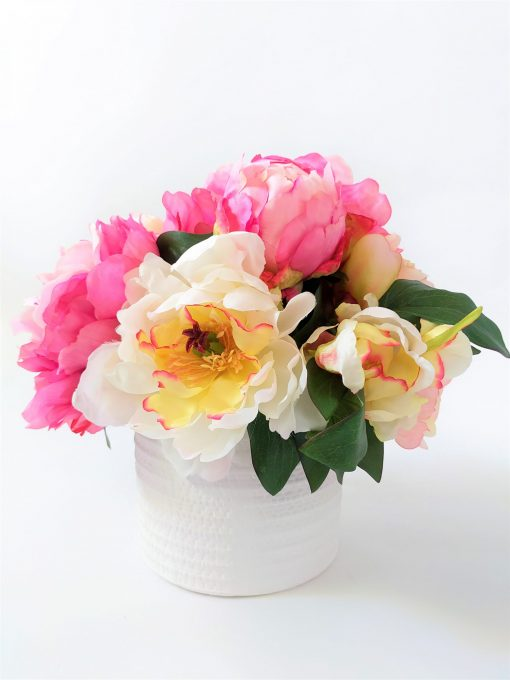 Peony-Coffee-Table-Arrangement