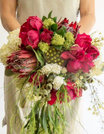 Bridal Bouquet wedding faux