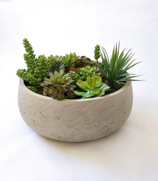 Large-succulent-table-arrangement