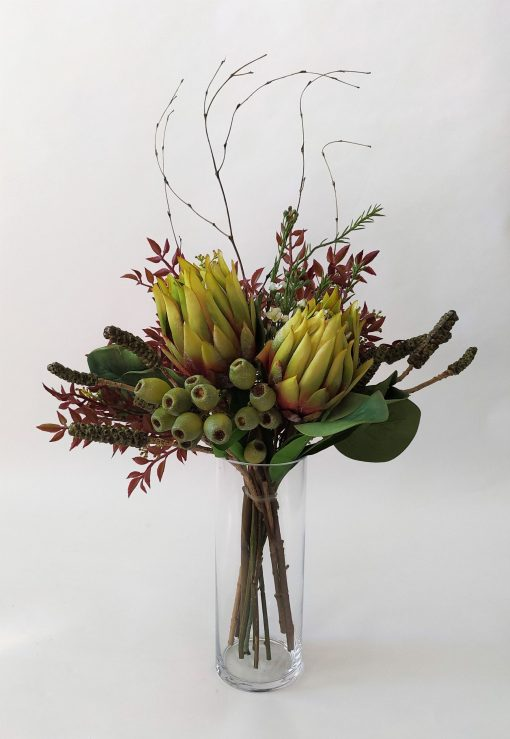 Artificial-Native-Flower-Bouquet