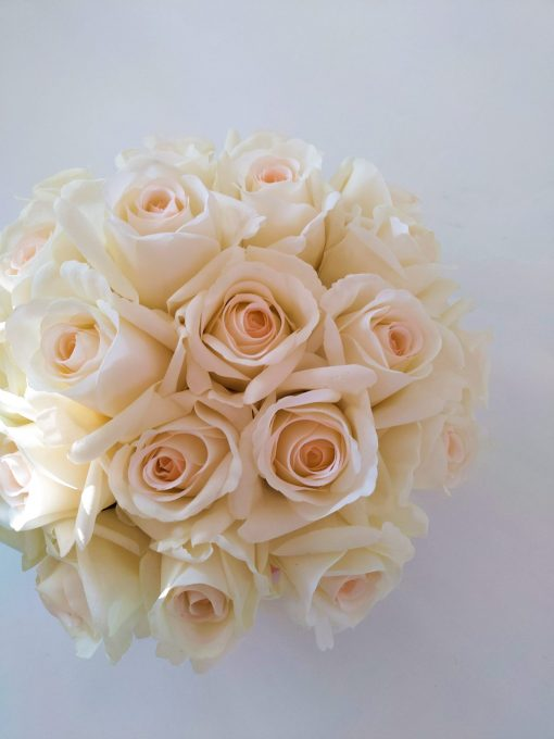 Real-touch-rose-table-arrangement