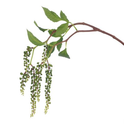 Artificial-green-hanging-berry-stem