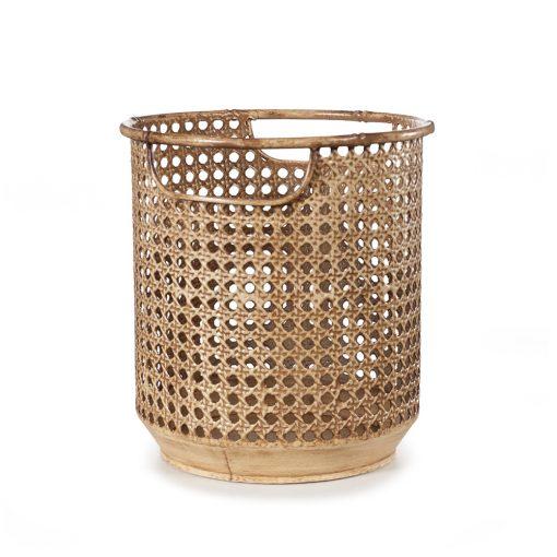 Baha-Weave-Metal-Plant-Pot