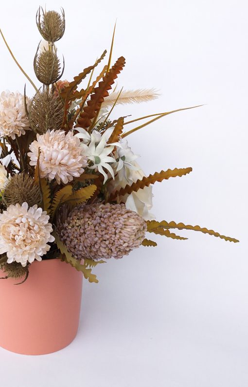 Willow-Coral-Pot