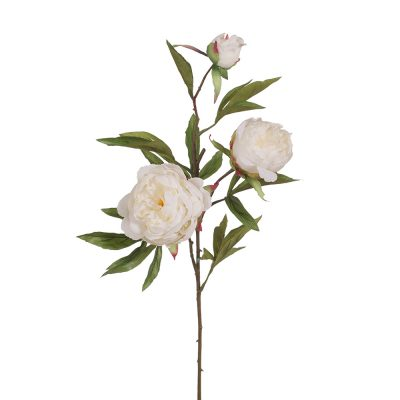 artificial-white-peony-stem