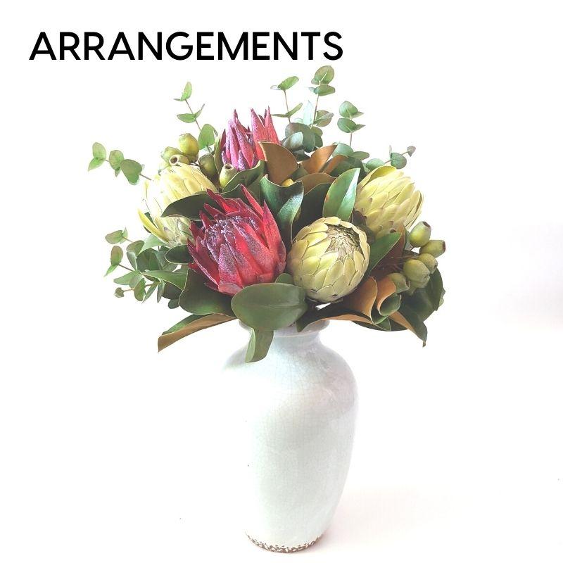 Artificial-Arrangements-In-Vase