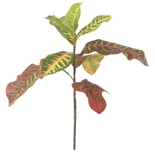 Artificial-Croton-Leaf
