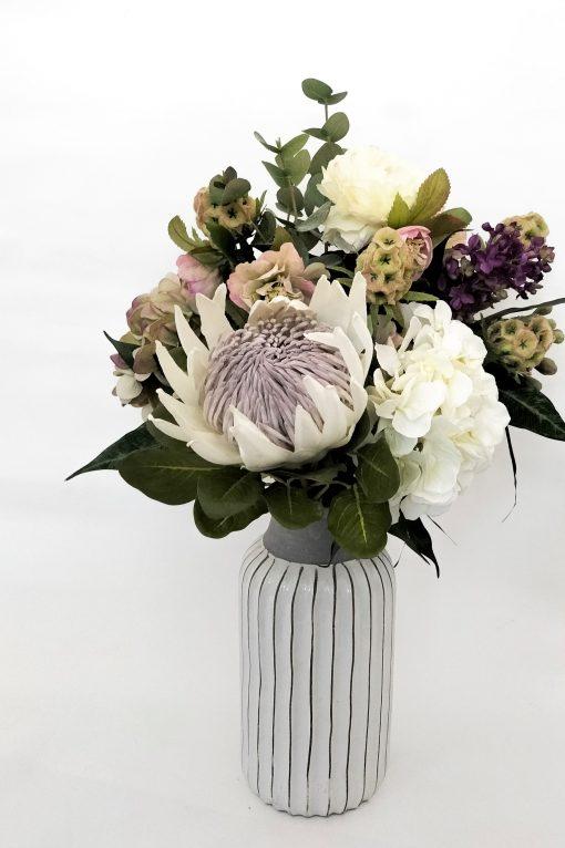 Artificial-Protea-Garden-Flower-Bouquet