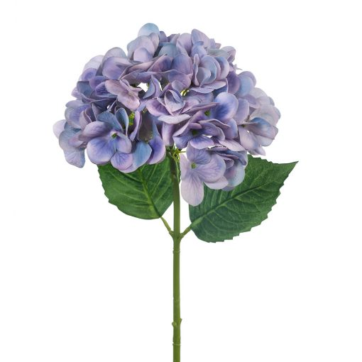 Real-touch-blue-Hydrangea-stem